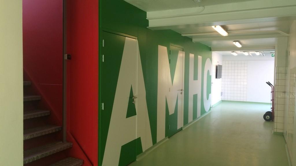 Verbouwing & uitbreiding AMHC