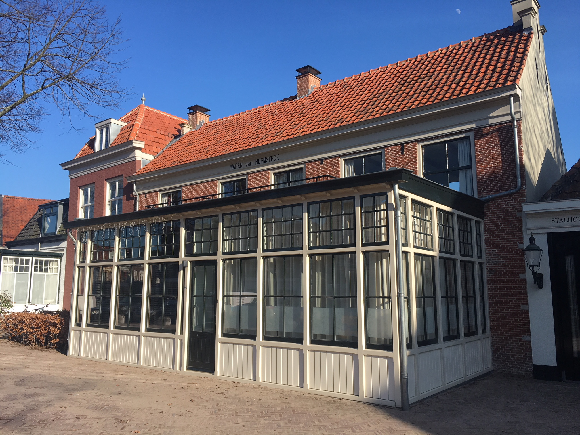 Restauratie Wilhelminaplein 4 – 6