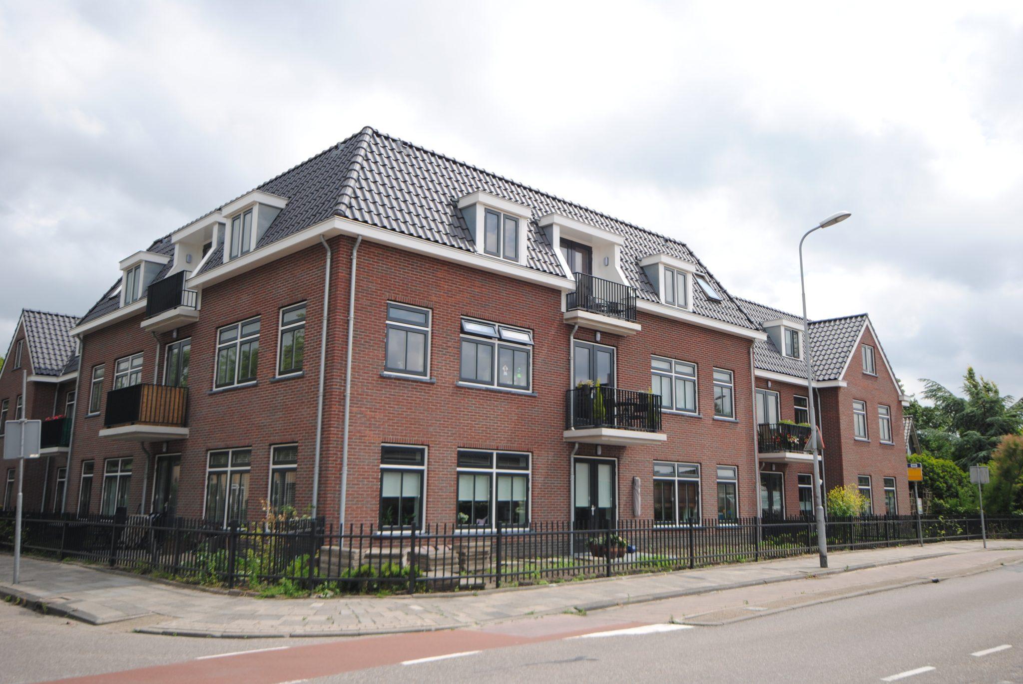 Nieuwbouw appartementencomplex