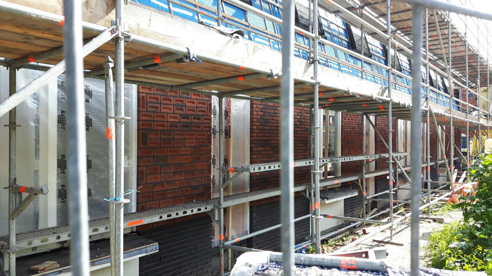 4 Nieuwbouwwoningen Tolstraat