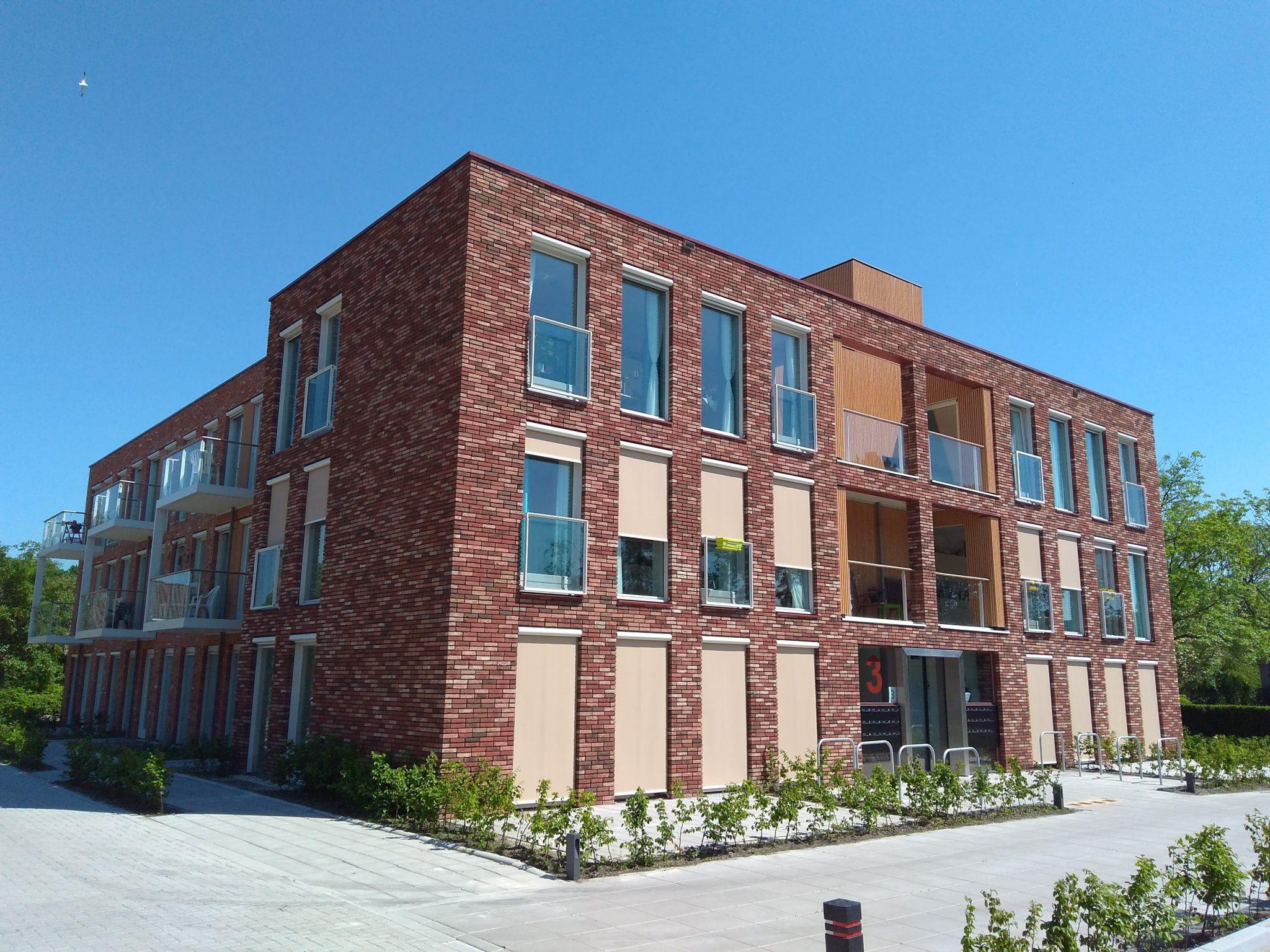 Zorgcentrum Meerleven (Fase II)