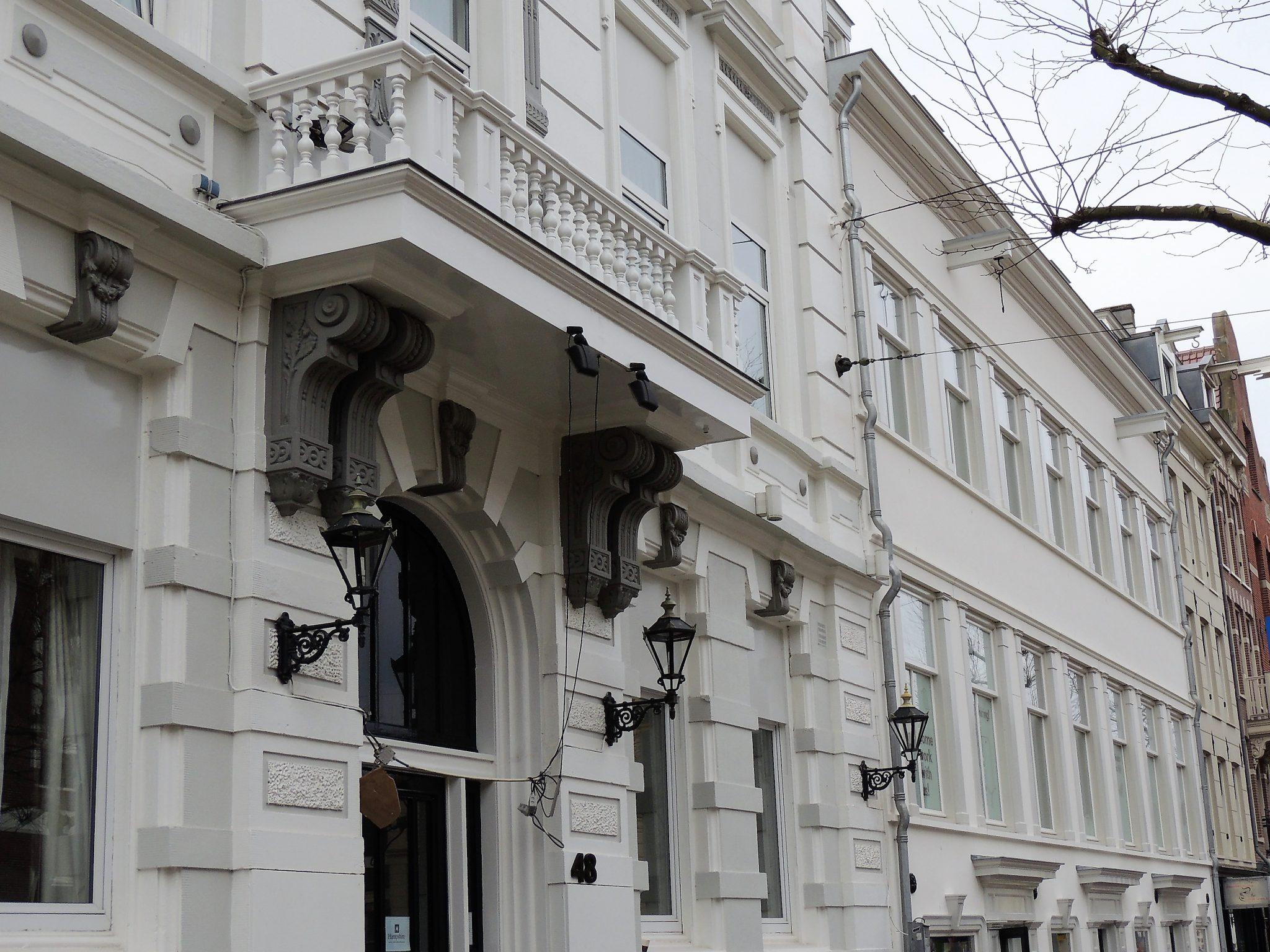 Uitbreiding The Lancaster Hotel