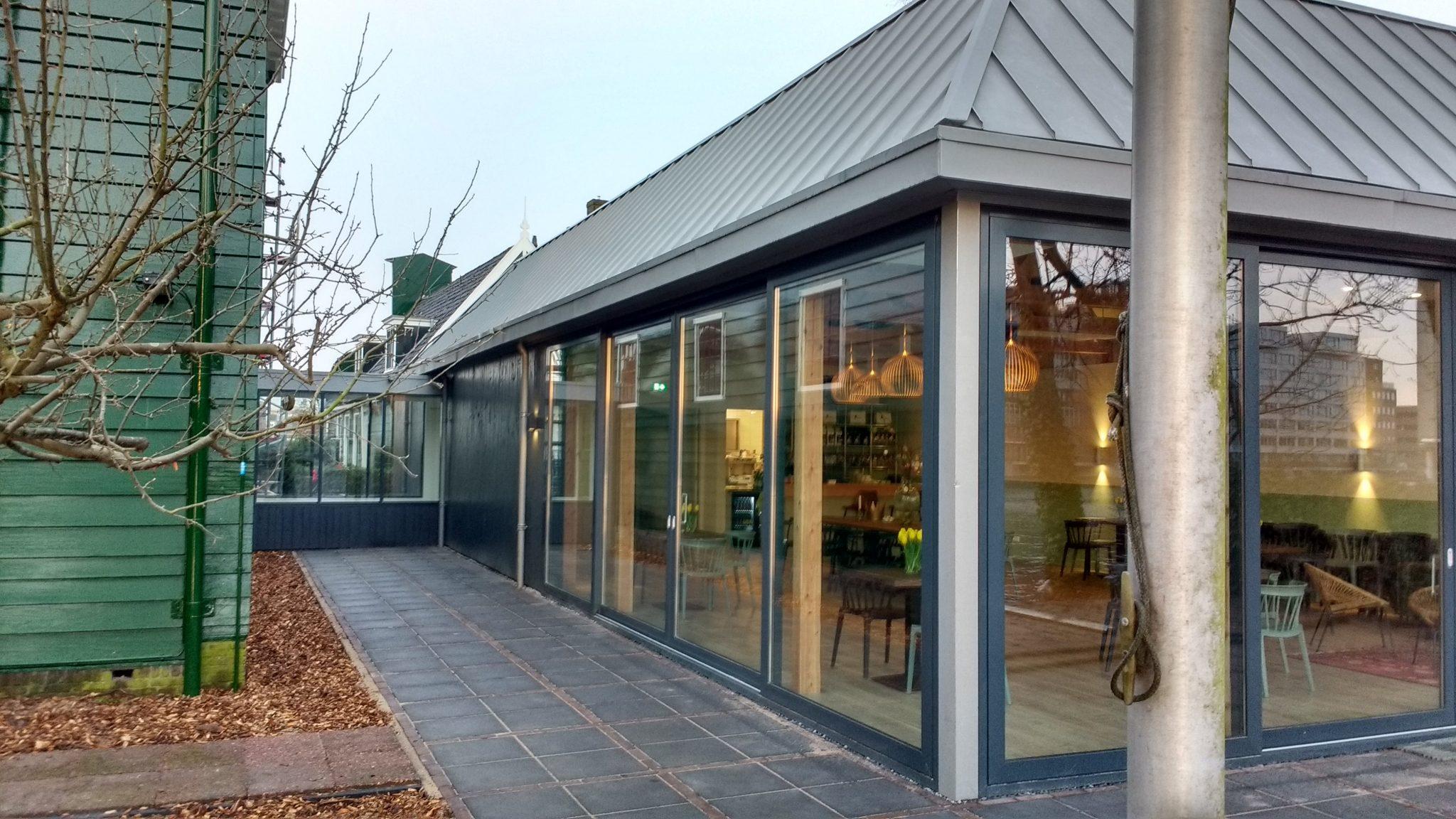 Herbouw/renovatie De Vertoeving