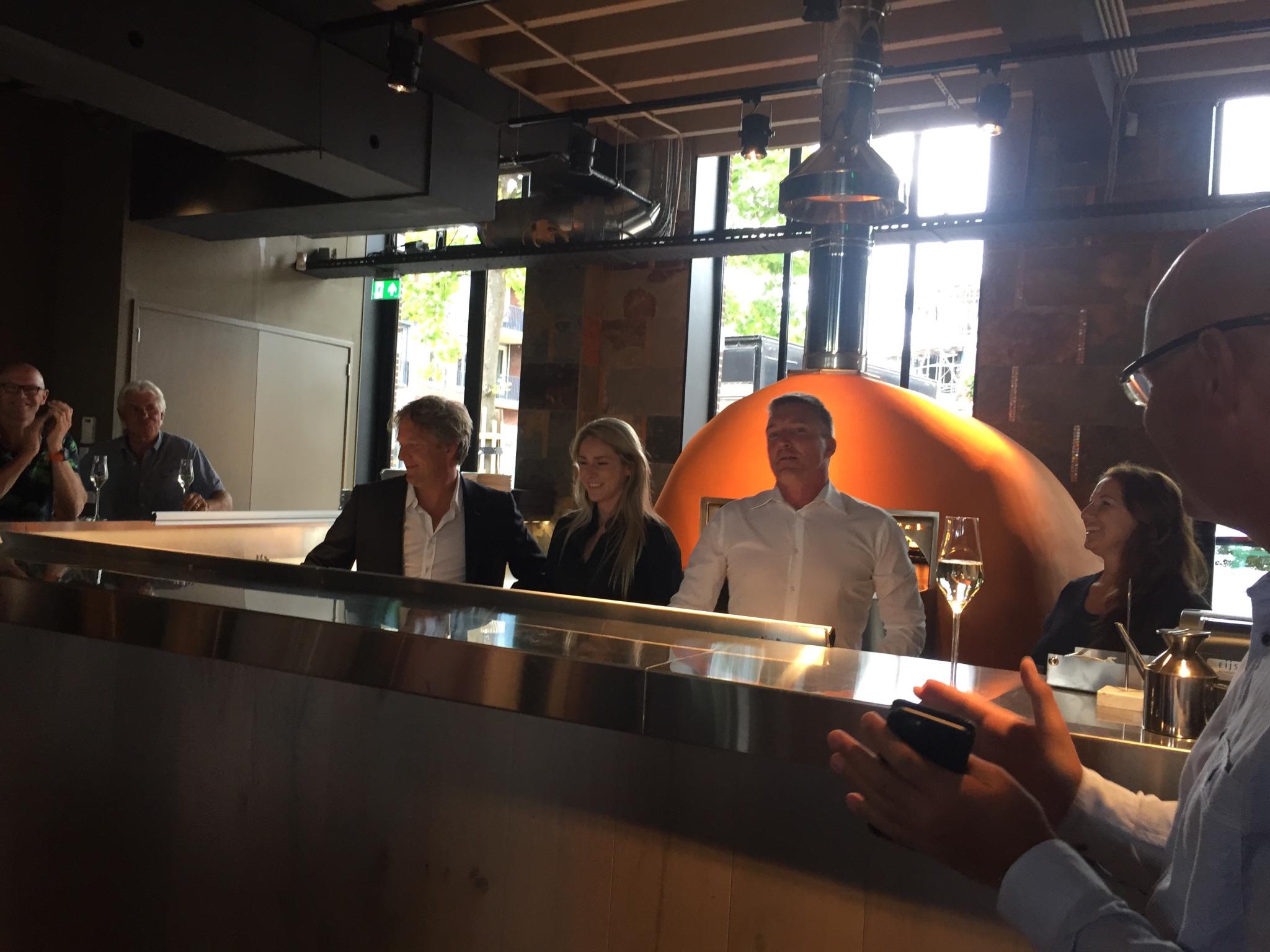 Woodstone Pizza & Wine geopend in Alphen a/d Rijn