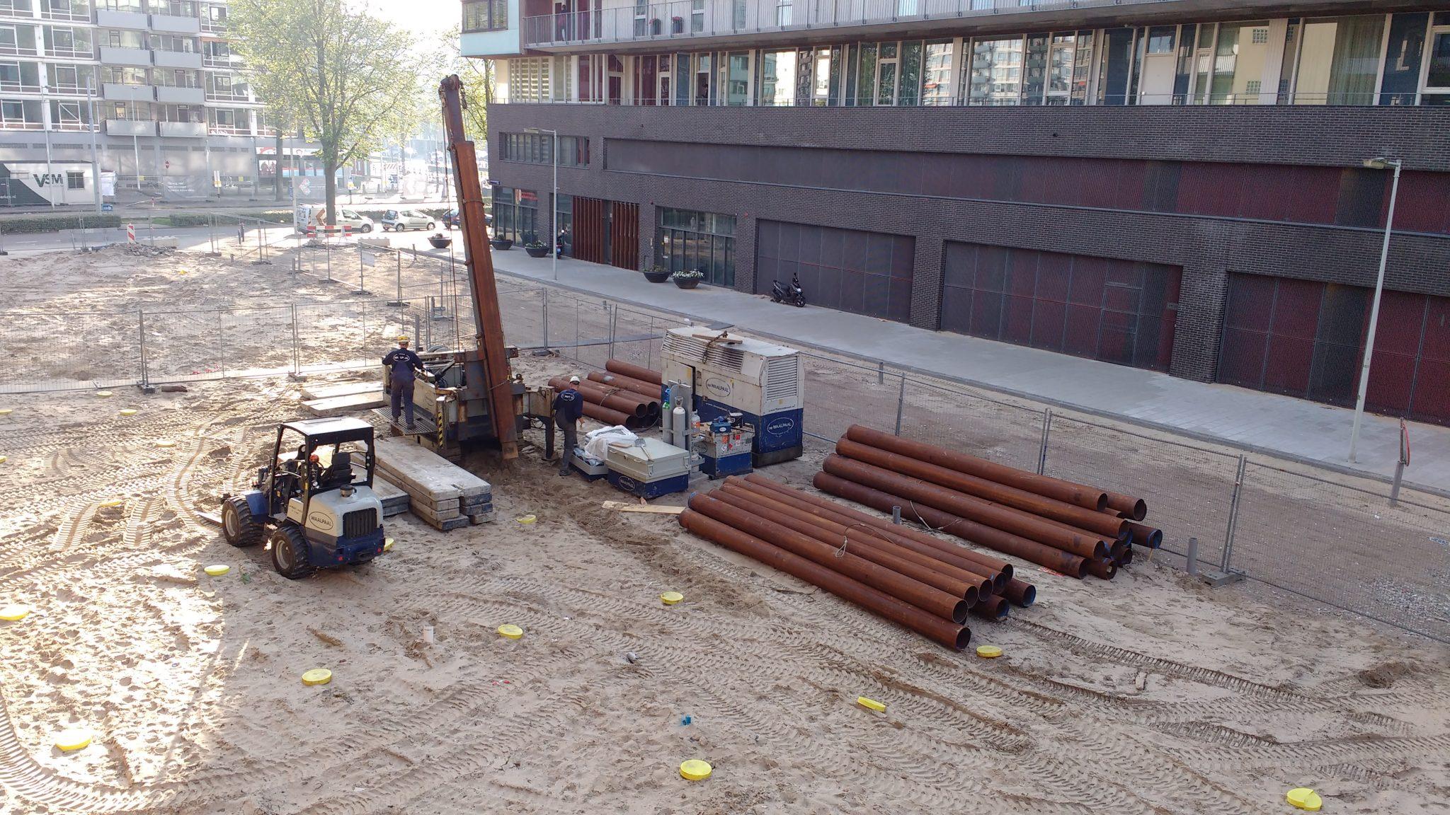 1e Paal Gebouw B – Centrum Nieuw West