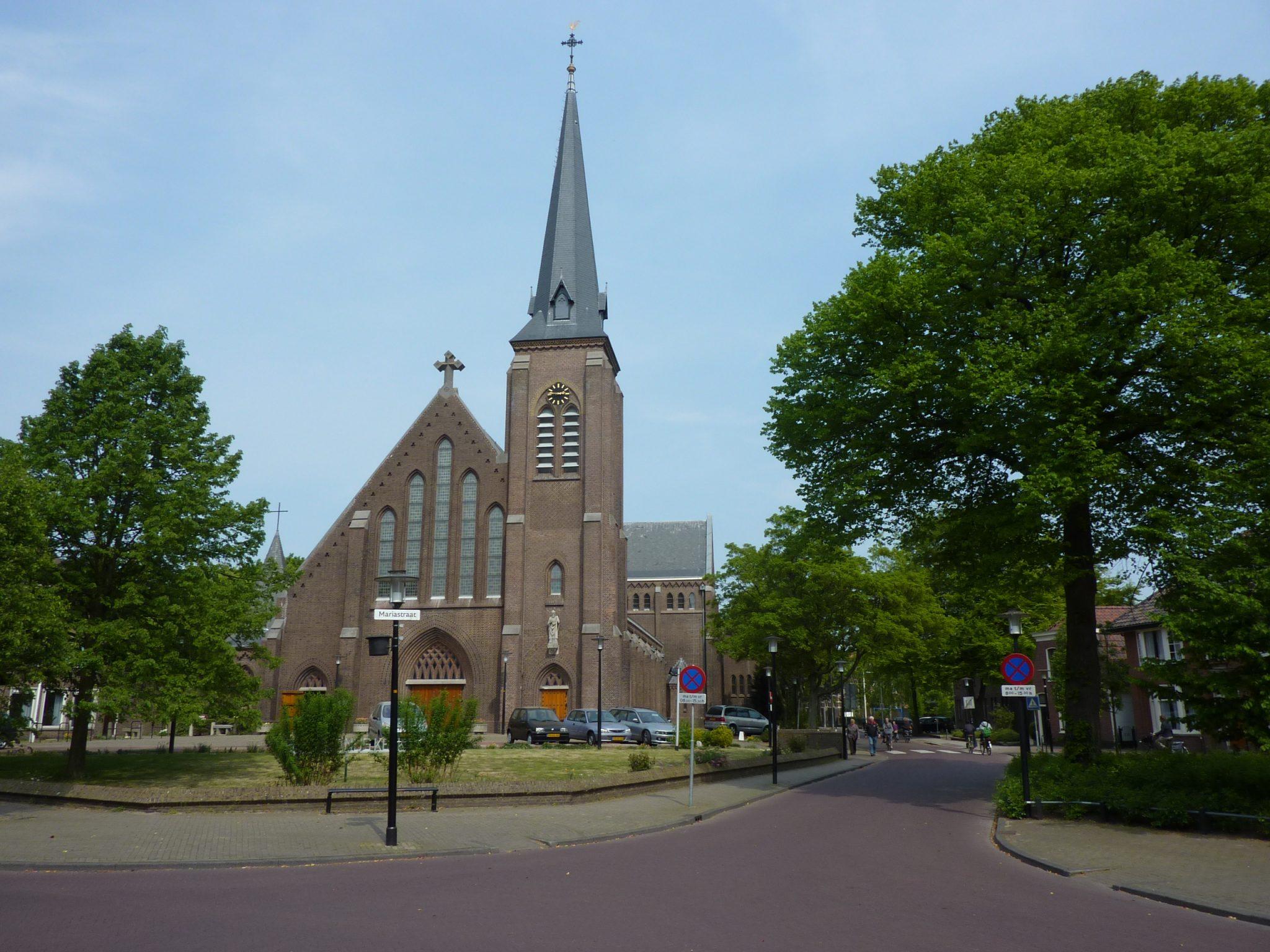 Restauratie St. Martinuskerk
