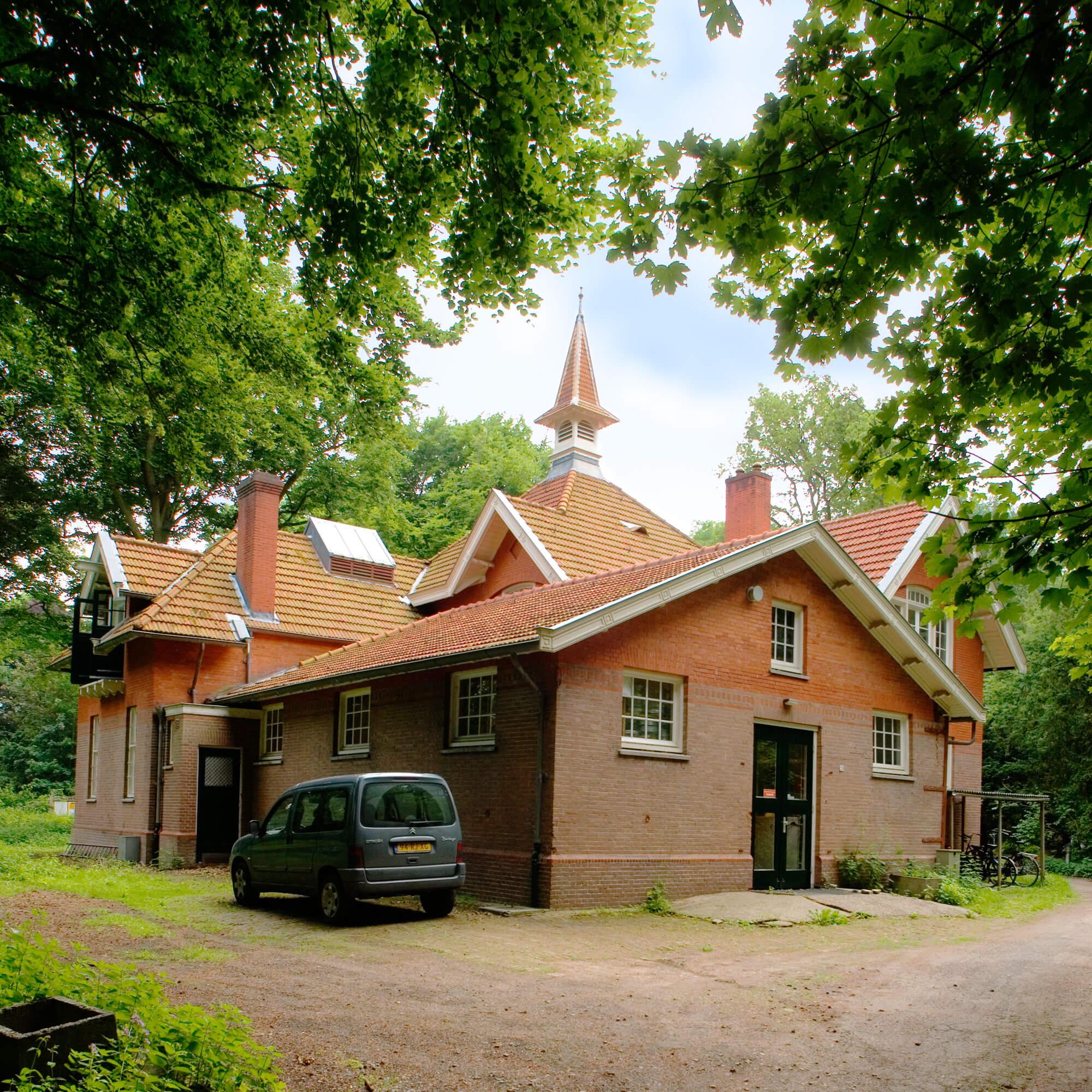 Restauratie Koetshuis Koningshof