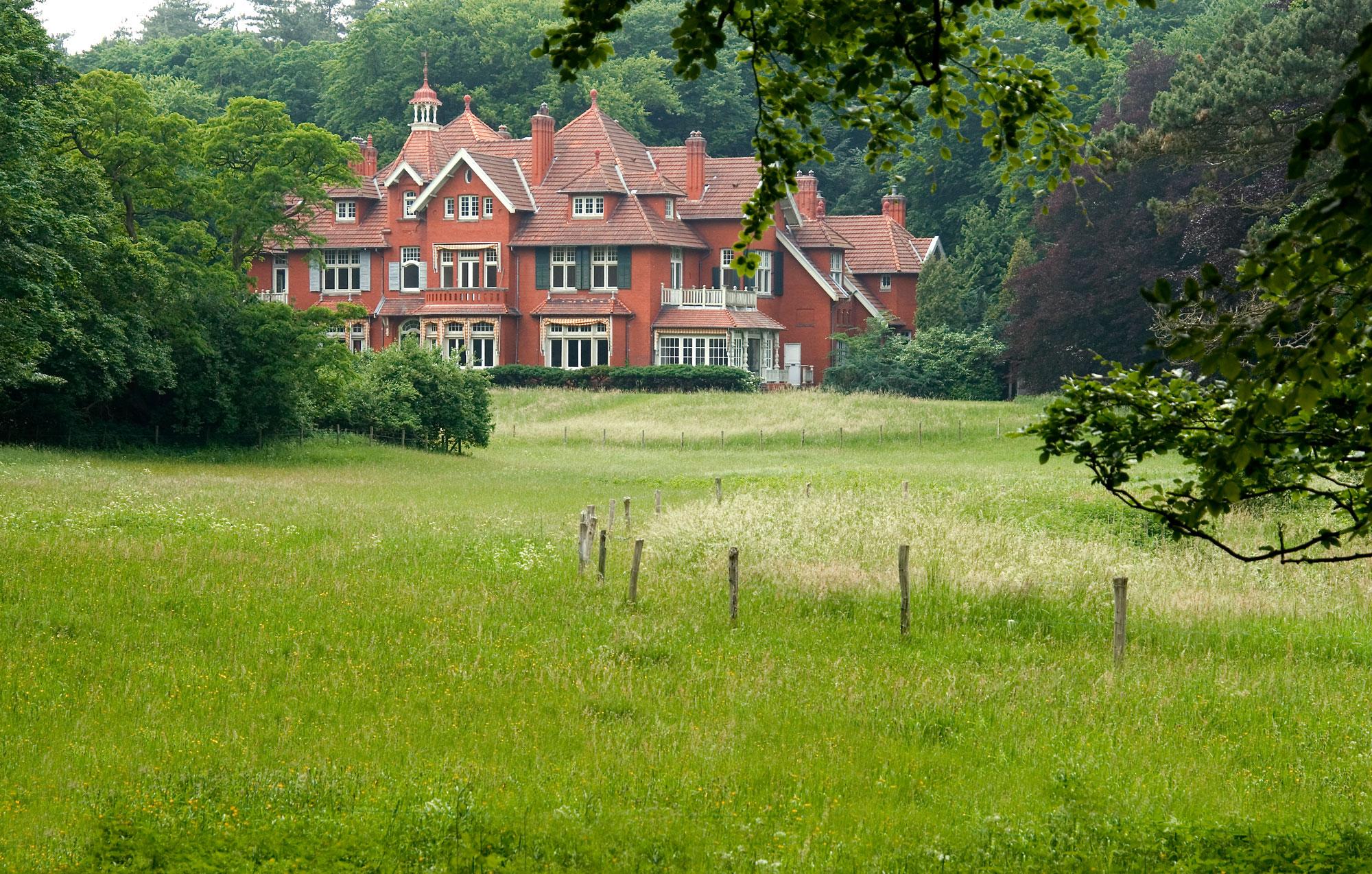 Restauratie Landhuis Koningshof