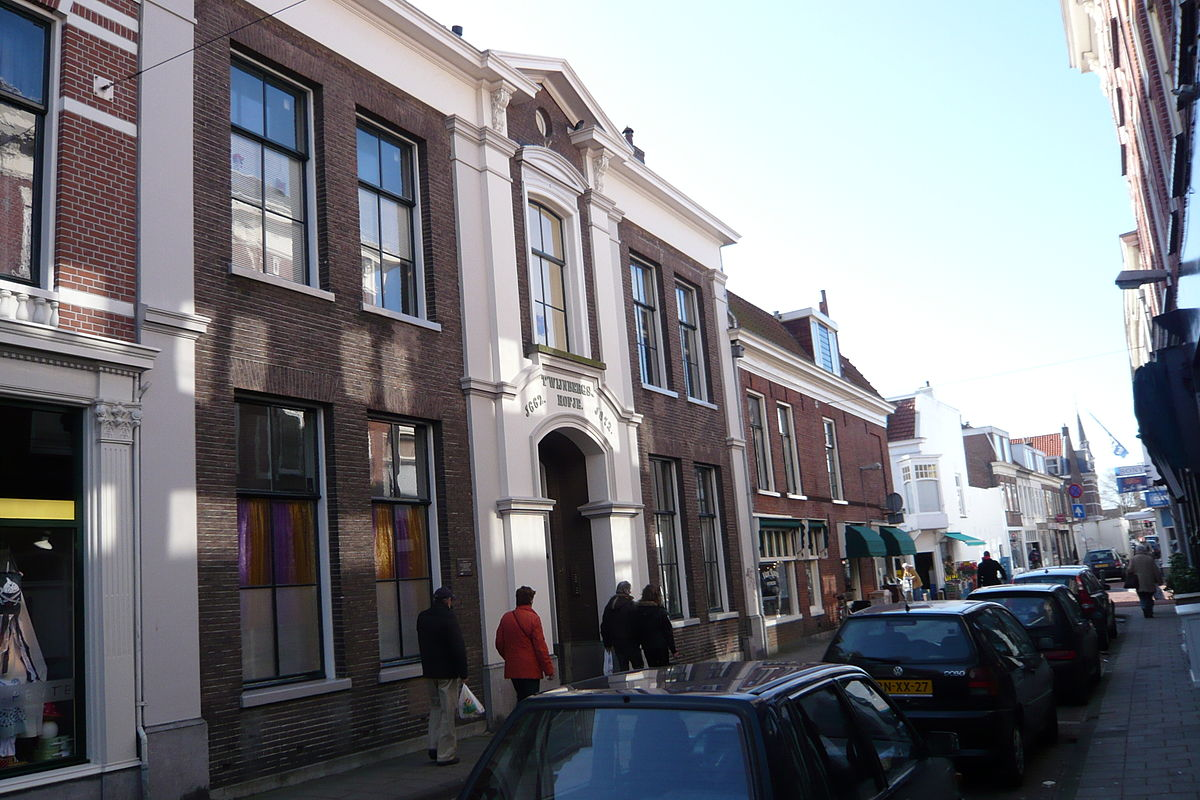 Restauratie Wijnsberghofje