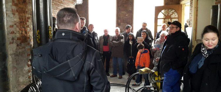 Bezoek bewoners Talmastraat Amsterdam aan Limburg van Stirumstraat Krommenie