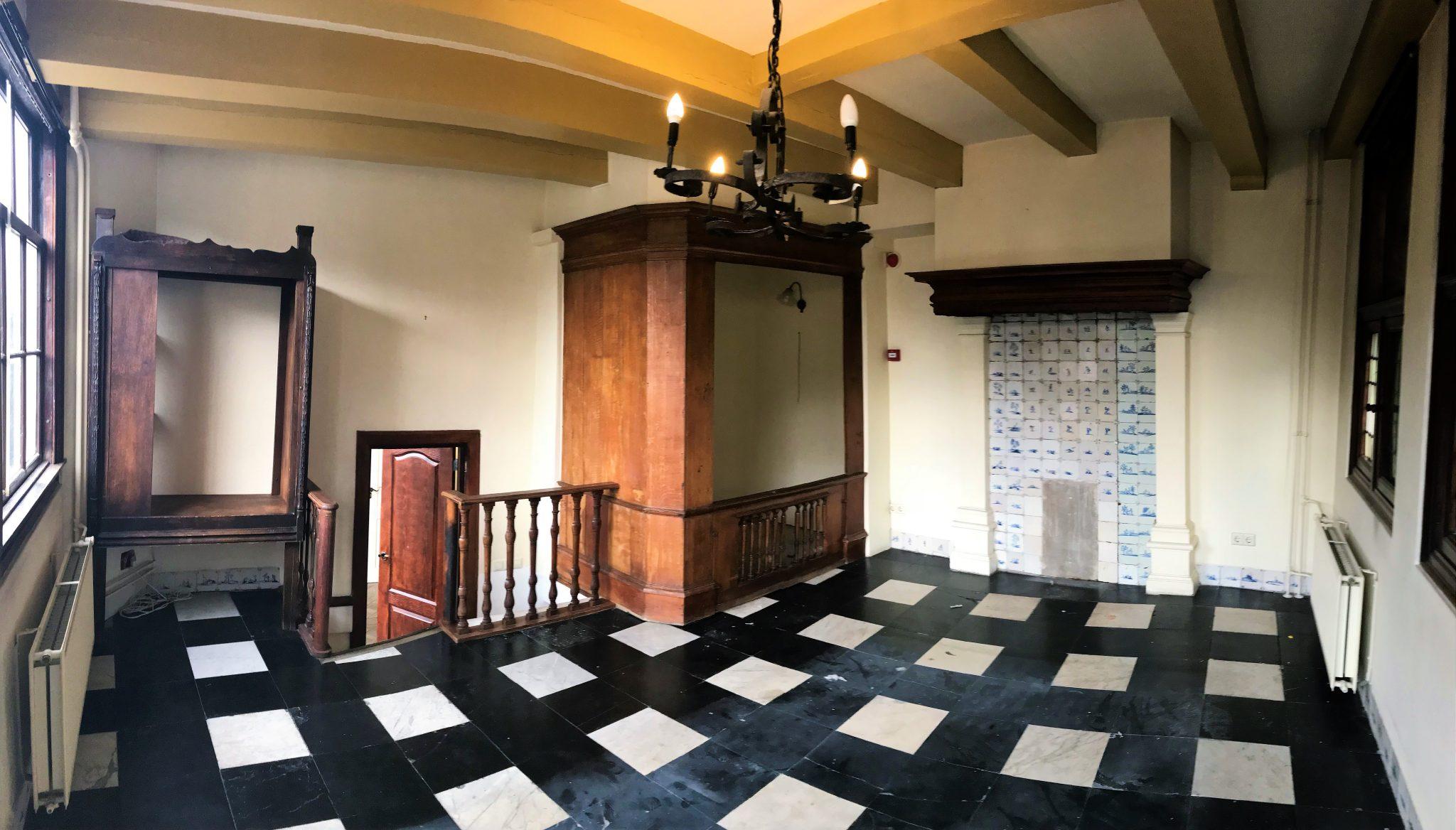 Restauratie Singel Hotel