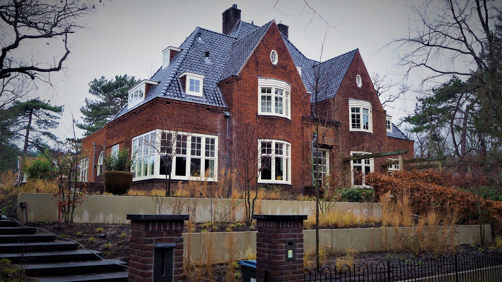 Aan- en verbouw woonhuis
