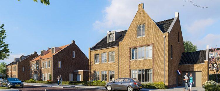 45 woningen De Groenling