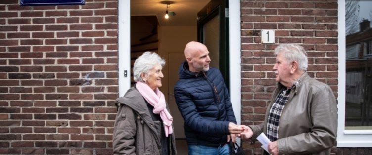Woningen aan de Talmastraat in Weesp opgeleverd