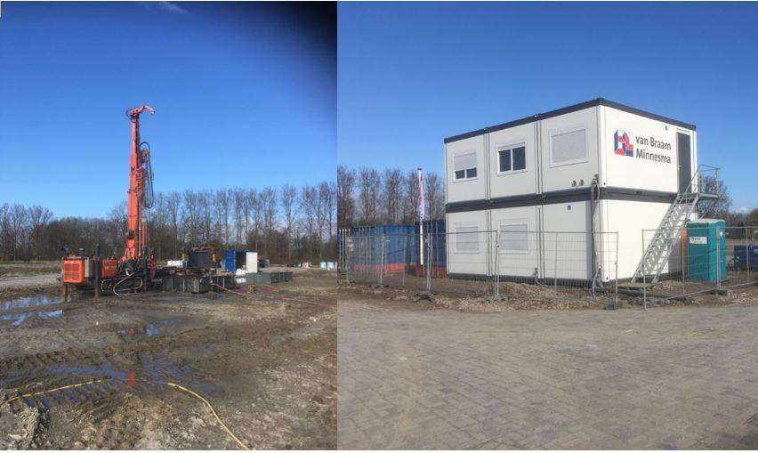 Start bouw De Groenling & Tuytpark 2