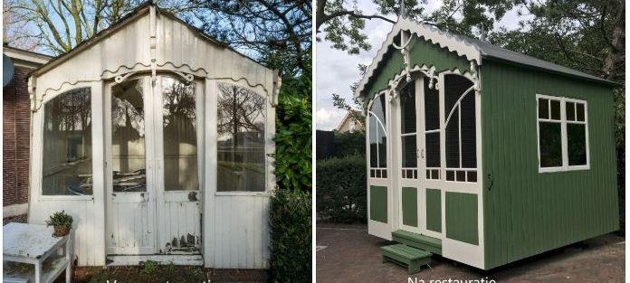 TBC-huisje Margaretha's Hoeve in oude glorie hersteld