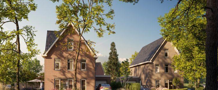 Start (online) verkoop 33 woningen nieuwbouwproject De Merelweg | De Draai in Heerhugowaard