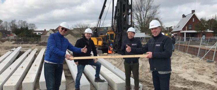 1e Paal Wonen in Stommeerhoff