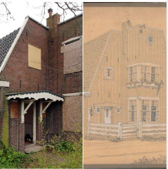 Restauratie woonhuis Uithoorn