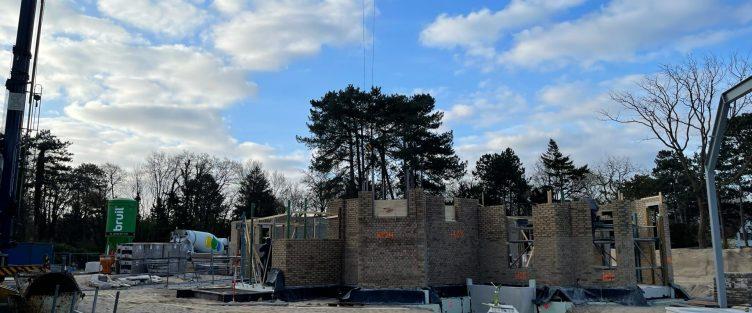 Vorderingen villa Nieuw Westerduinweg
